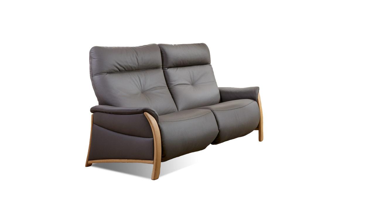 Polster Garnituren 4536 Sofa Himolla Holzgestell Sofa Mit Edlem